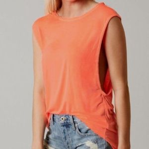 NWT Free People 'The It' Muscle Tee
